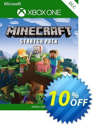 Minecraft Starter Pack Xbox One Coupon discount Minecraft Starter Pack Xbox One Deal. Promotion: Minecraft Starter Pack Xbox One Exclusive offer for iVoicesoft