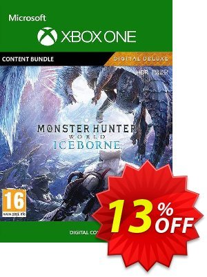 Monster Hunter World: Iceborne Deluxe Edition Xbox One discount coupon Monster Hunter World: Iceborne Deluxe Edition Xbox One Deal - Monster Hunter World: Iceborne Deluxe Edition Xbox One Exclusive offer for iVoicesoft