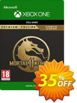 Mortal Kombat 11 Premium Edition Xbox One discount coupon Mortal Kombat 11 Premium Edition Xbox One Deal - Mortal Kombat 11 Premium Edition Xbox One Exclusive offer for iVoicesoft