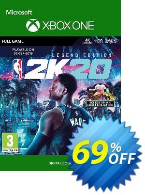 NBA 2K20: Legendary Edition Xbox One discount coupon NBA 2K20: Legendary Edition Xbox One Deal - NBA 2K20: Legendary Edition Xbox One Exclusive offer for iVoicesoft
