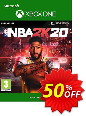 NBA 2K20 Xbox One discount coupon NBA 2K20 Xbox One Deal - NBA 2K20 Xbox One Exclusive offer for iVoicesoft