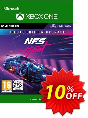 Need for Speed: Heat Deluxe Upgrade Xbox One Coupon discount Need for Speed: Heat Deluxe Upgrade Xbox One Deal - Need for Speed: Heat Deluxe Upgrade Xbox One Exclusive offer for iVoicesoft