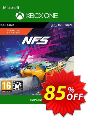 Need for Speed: Heat Xbox One 프로모션 코드 Need for Speed: Heat Xbox One Deal 프로모션: Need for Speed: Heat Xbox One Exclusive offer for iVoicesoft