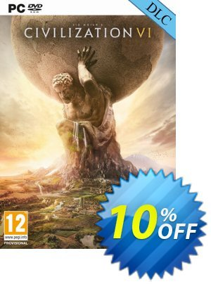 Sid Meiers Civilization VI 6 PC - DLC 優惠券,折扣碼 Sid Meiers Civilization VI 6 PC - DLC Deal,促銷代碼: Sid Meiers Civilization VI 6 PC - DLC Exclusive offer for iVoicesoft