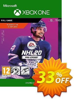 NHL 20: Standard Edition Xbox One discount coupon NHL 20: Standard Edition Xbox One Deal - NHL 20: Standard Edition Xbox One Exclusive offer for iVoicesoft