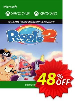 Peggle 2 Xbox 360 / Xbox One Coupon discount Peggle 2 Xbox 360 / Xbox One Deal. Promotion: Peggle 2 Xbox 360 / Xbox One Exclusive offer for iVoicesoft