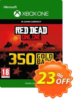 Red Dead Online: 350 Gold Bars Xbox One discount coupon Red Dead Online: 350 Gold Bars Xbox One Deal - Red Dead Online: 350 Gold Bars Xbox One Exclusive offer for iVoicesoft