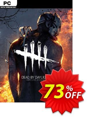 Dead by Daylight PC Coupon, discount Dead by Daylight PC Deal. Promotion: Dead by Daylight PC Exclusive offer for iVoicesoft