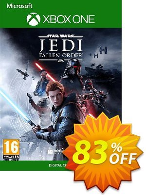 Star Wars Jedi: Fallen Order Xbox One discount coupon Star Wars Jedi: Fallen Order Xbox One Deal - Star Wars Jedi: Fallen Order Xbox One Exclusive offer for iVoicesoft