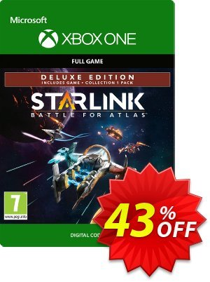 Starlink Battle for Atlas Deluxe Edition Xbox One Coupon discount Starlink Battle for Atlas Deluxe Edition Xbox One Deal. Promotion: Starlink Battle for Atlas Deluxe Edition Xbox One Exclusive offer for iVoicesoft