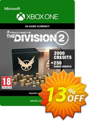 Tom Clancy's The Division 2 2250 Credits Xbox One 프로모션 코드 Tom Clancy's The Division 2 2250 Credits Xbox One Deal 프로모션: Tom Clancy's The Division 2 2250 Credits Xbox One Exclusive offer for iVoicesoft