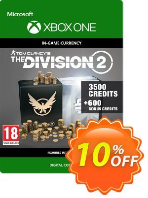 Tom Clancy's The Division 2 4100 Credits Xbox One discount coupon Tom Clancy's The Division 2 4100 Credits Xbox One Deal - Tom Clancy's The Division 2 4100 Credits Xbox One Exclusive offer for iVoicesoft
