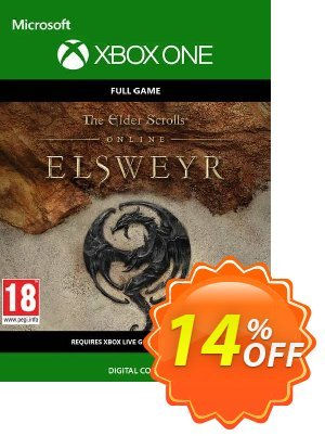 The Elder Scrolls Online: Elsweyr Xbox One discount coupon The Elder Scrolls Online: Elsweyr Xbox One Deal - The Elder Scrolls Online: Elsweyr Xbox One Exclusive offer for iVoicesoft