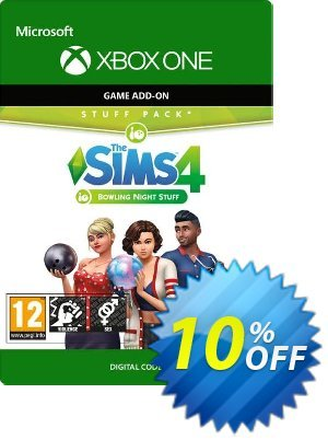 The Sims 4 - Bowling Night Stuff Xbox One discount coupon The Sims 4 - Bowling Night Stuff Xbox One Deal - The Sims 4 - Bowling Night Stuff Xbox One Exclusive offer for iVoicesoft