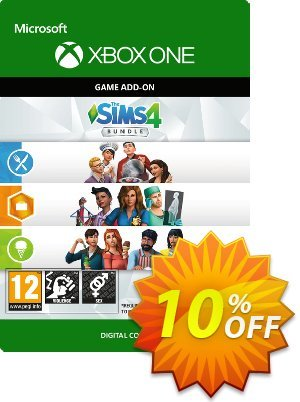 The Sims 4 - Bundle 3 Xbox One discount coupon The Sims 4 - Bundle 3 Xbox One Deal - The Sims 4 - Bundle 3 Xbox One Exclusive offer for iVoicesoft