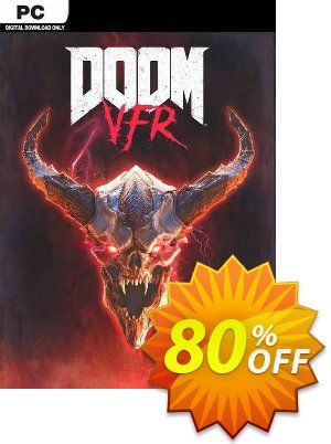 DOOM VFR PC discount coupon DOOM VFR PC Deal - DOOM VFR PC Exclusive offer for iVoicesoft