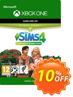 The Sims 4 - Romantic Garden Stuff Xbox One discount coupon The Sims 4 - Romantic Garden Stuff Xbox One Deal - The Sims 4 - Romantic Garden Stuff Xbox One Exclusive offer for iVoicesoft