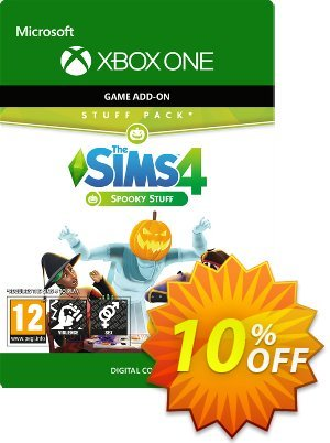 The Sims 4 - Spooky Stuff Xbox One Coupon discount The Sims 4 - Spooky Stuff Xbox One Deal - The Sims 4 - Spooky Stuff Xbox One Exclusive offer for iVoicesoft