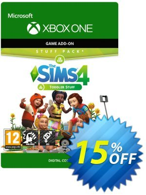 The Sims 4 -Toddler Stuff Xbox One 프로모션 코드 The Sims 4 -Toddler Stuff Xbox One Deal 프로모션: The Sims 4 -Toddler Stuff Xbox One Exclusive offer for iVoicesoft