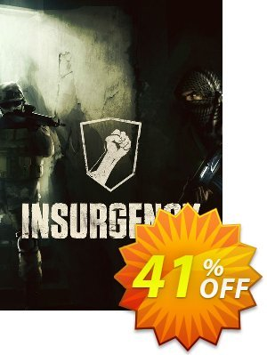 Insurgency PC Coupon, discount Insurgency PC Deal. Promotion: Insurgency PC Exclusive offer for iVoicesoft