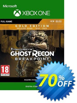 Tom Clancy's Ghost Recon Breakpoint: Gold Edition Xbox One discount coupon Tom Clancy's Ghost Recon Breakpoint: Gold Edition Xbox One Deal - Tom Clancy's Ghost Recon Breakpoint: Gold Edition Xbox One Exclusive offer for iVoicesoft