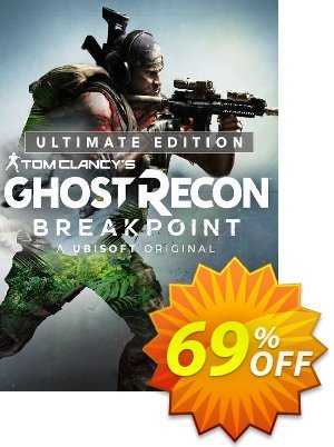 Tom Clancy's Ghost Recon Breakpoint: Ultimate Edition Xbox One discount coupon Tom Clancy's Ghost Recon Breakpoint: Ultimate Edition Xbox One Deal - Tom Clancy's Ghost Recon Breakpoint: Ultimate Edition Xbox One Exclusive offer for iVoicesoft