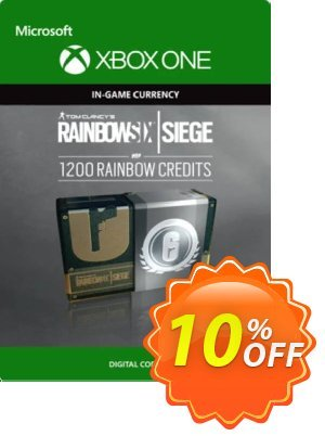 Tom Clancy's Rainbow Six Siege 1200 Credits Pack Xbox One discount coupon Tom Clancy's Rainbow Six Siege 1200 Credits Pack Xbox One Deal - Tom Clancy's Rainbow Six Siege 1200 Credits Pack Xbox One Exclusive offer for iVoicesoft