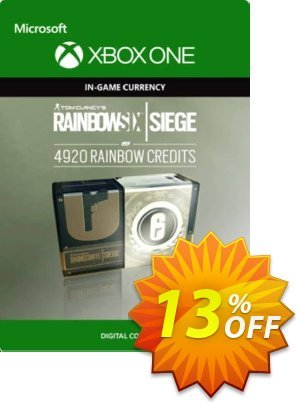 Tom Clancy's Rainbow Six Siege 4920 Credits Pack Xbox One discount coupon Tom Clancy's Rainbow Six Siege 4920 Credits Pack Xbox One Deal - Tom Clancy's Rainbow Six Siege 4920 Credits Pack Xbox One Exclusive offer for iVoicesoft