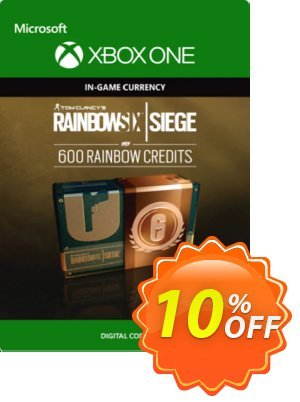 Tom Clancy's Rainbow Six Siege 600 Credits Pack Xbox One discount coupon Tom Clancy's Rainbow Six Siege 600 Credits Pack Xbox One Deal - Tom Clancy's Rainbow Six Siege 600 Credits Pack Xbox One Exclusive offer for iVoicesoft