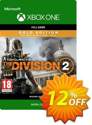 Tom Clancy's The Division 2 Gold Edition Xbox One discount coupon Tom Clancy's The Division 2 Gold Edition Xbox One Deal - Tom Clancy's The Division 2 Gold Edition Xbox One Exclusive offer for iVoicesoft