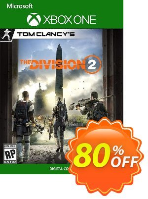 Tom Clancy's The Division 2 Xbox One discount coupon Tom Clancy's The Division 2 Xbox One Deal - Tom Clancy's The Division 2 Xbox One Exclusive offer for iVoicesoft