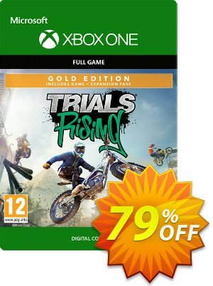 Trials Rising Gold Edition Xbox One discount coupon Trials Rising Gold Edition Xbox One Deal - Trials Rising Gold Edition Xbox One Exclusive offer for iVoicesoft