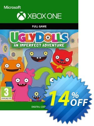 Uglydolls: An Imperfect Adventure Xbox One Coupon discount Uglydolls: An Imperfect Adventure Xbox One Deal. Promotion: Uglydolls: An Imperfect Adventure Xbox One Exclusive offer for iVoicesoft