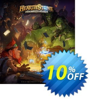 Hearthstone Heroes of Warcraft - Deck of Cards DLC (PC) discount coupon Hearthstone Heroes of Warcraft - Deck of Cards DLC (PC) Deal - Hearthstone Heroes of Warcraft - Deck of Cards DLC (PC) Exclusive offer for iVoicesoft