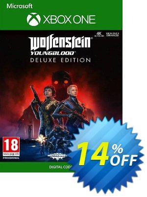 Wolfenstein: Youngblood Deluxe Edition Xbox One discount coupon Wolfenstein: Youngblood Deluxe Edition Xbox One Deal - Wolfenstein: Youngblood Deluxe Edition Xbox One Exclusive offer for iVoicesoft
