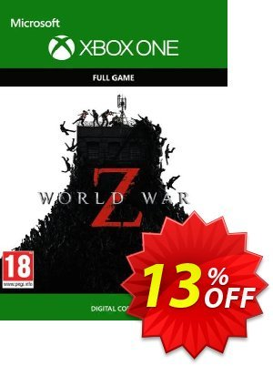 World War Z Xbox One discount coupon World War Z Xbox One Deal - World War Z Xbox One Exclusive offer for iVoicesoft