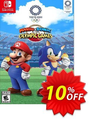 Mario & Sonic at the Olympic Games Tokyo 2020 Switch discount coupon Mario & Sonic at the Olympic Games Tokyo 2020 Switch Deal - Mario & Sonic at the Olympic Games Tokyo 2020 Switch Exclusive offer for iVoicesoft