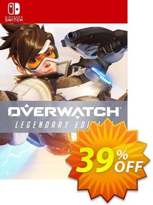 Overwatch Legendary Edition Switch discount coupon Overwatch Legendary Edition Switch Deal - Overwatch Legendary Edition Switch Exclusive offer for iVoicesoft