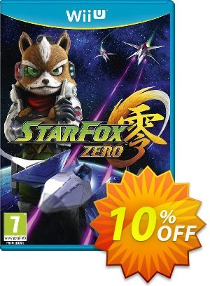 Star Fox Zero Wii U - Game Code Coupon, discount Star Fox Zero Wii U - Game Code Deal. Promotion: Star Fox Zero Wii U - Game Code Exclusive offer for iVoicesoft