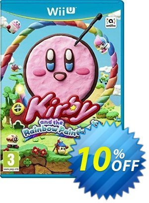 Kirby and the Rainbow Paintbrush Nintendo Wii U - Game Code discount coupon Kirby and the Rainbow Paintbrush Nintendo Wii U - Game Code Deal - Kirby and the Rainbow Paintbrush Nintendo Wii U - Game Code Exclusive offer for iVoicesoft