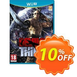 Devil´s Third Wii U - Game Code discount coupon Devil´s Third Wii U - Game Code Deal - Devil´s Third Wii U - Game Code Exclusive offer for iVoicesoft