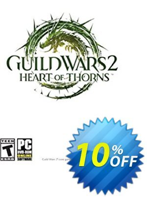 Guild Wars 2 Heart of Thorns Digital Deluxe PC Coupon, discount Guild Wars 2 Heart of Thorns Digital Deluxe PC Deal. Promotion: Guild Wars 2 Heart of Thorns Digital Deluxe PC Exclusive offer for iVoicesoft