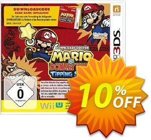 Mario vs. Donkey Kong: Tipping Stars 3DS - Game Code Coupon, discount Mario vs. Donkey Kong: Tipping Stars 3DS - Game Code Deal. Promotion: Mario vs. Donkey Kong: Tipping Stars 3DS - Game Code Exclusive offer for iVoicesoft