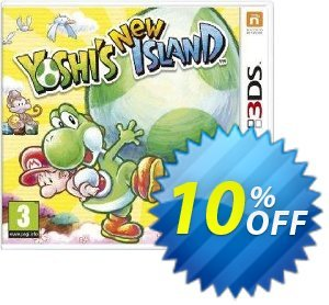 Yoshi's New Island 3DS - Game Code discount coupon Yoshi's New Island 3DS - Game Code Deal - Yoshi's New Island 3DS - Game Code Exclusive offer for iVoicesoft