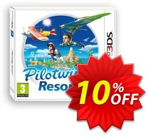 Pilotwings Resort 3DS - Game Code Coupon, discount Pilotwings Resort 3DS - Game Code Deal. Promotion: Pilotwings Resort 3DS - Game Code Exclusive offer for iVoicesoft