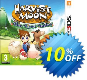 Harvest Moon: The Lost Valley Nintendo 3DS/2DS - Game Code discount coupon Harvest Moon: The Lost Valley Nintendo 3DS/2DS - Game Code Deal - Harvest Moon: The Lost Valley Nintendo 3DS/2DS - Game Code Exclusive offer for iVoicesoft