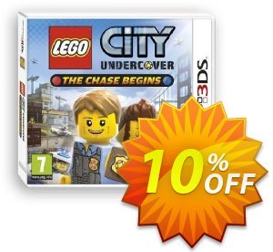 LEGO City Undercover: The Chase Begins 3DS - Game Code discount coupon LEGO City Undercover: The Chase Begins 3DS - Game Code Deal - LEGO City Undercover: The Chase Begins 3DS - Game Code Exclusive offer for iVoicesoft
