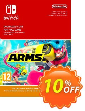 ARMS Switch discount coupon ARMS Switch Deal - ARMS Switch Exclusive offer for iVoicesoft