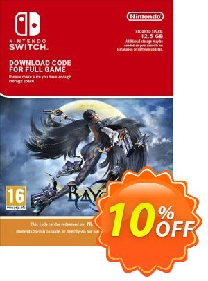 Bayonetta 2 Switch discount coupon Bayonetta 2 Switch Deal - Bayonetta 2 Switch Exclusive offer for iVoicesoft