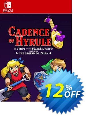 Cadence of Hyrule - Crypt of the NecroDancer Featuring The Legend of Zelda Switch Coupon, discount Cadence of Hyrule - Crypt of the NecroDancer Featuring The Legend of Zelda Switch Deal. Promotion: Cadence of Hyrule - Crypt of the NecroDancer Featuring The Legend of Zelda Switch Exclusive offer for iVoicesoft
